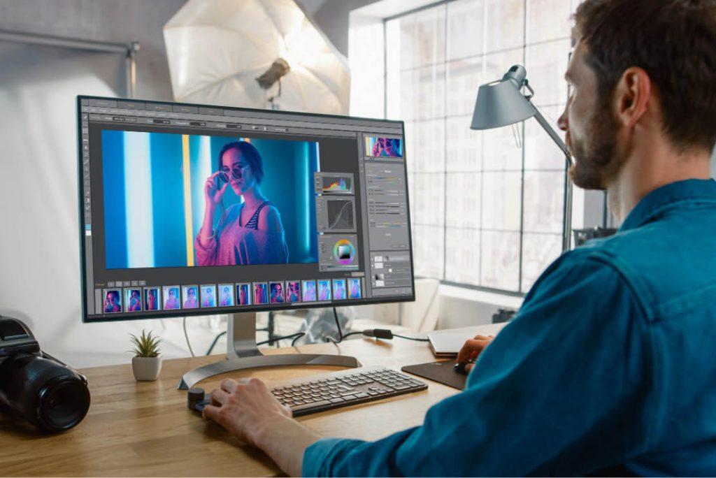 Bildbearbeitung Werbeagentur Digitalagentur Stuttgart