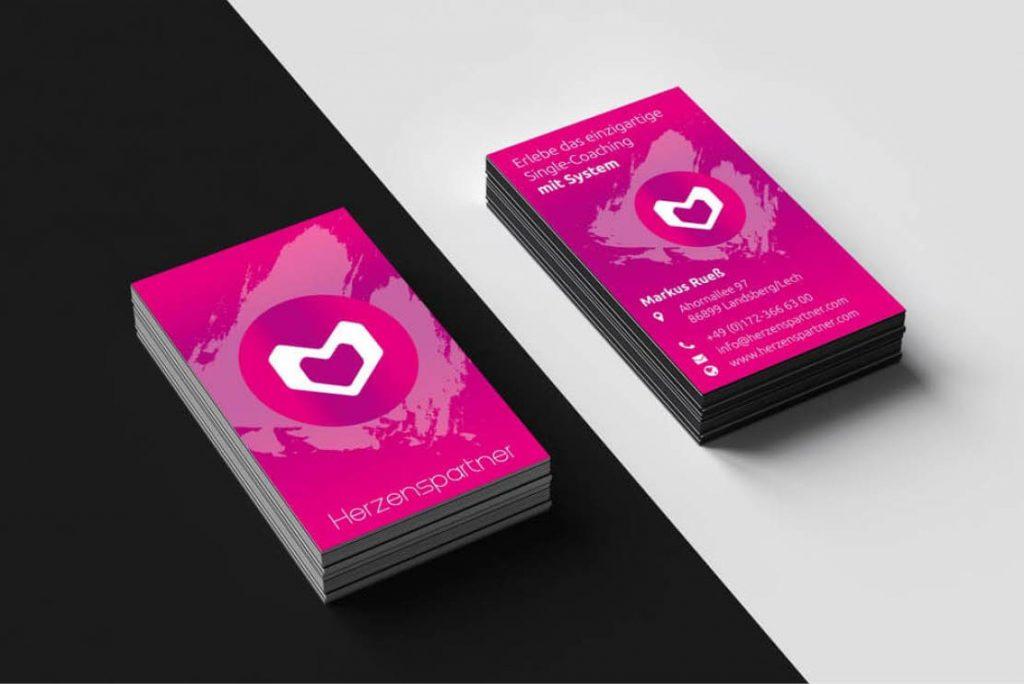 Digitalagentur Stuttgart Degerloch Visitenkarten gestalten lassen